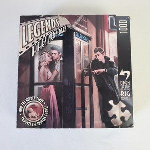 Legends of the Silver Screen 1000 Puzzle Matinee